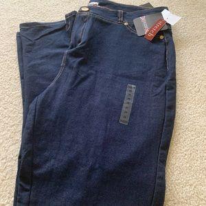 Denim - Girls plus size (2X) stretch jeans